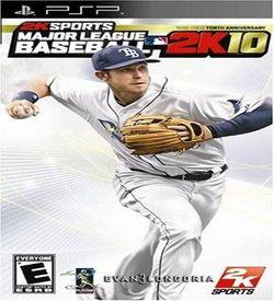 Major League Baseball 2K10 ROM