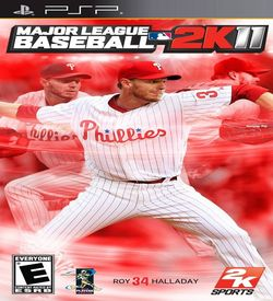 Major League Baseball 2K11 ROM