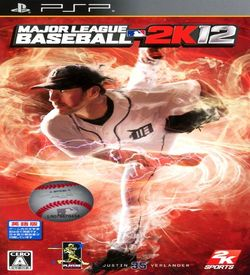 Major League Baseball 2K12 ROM