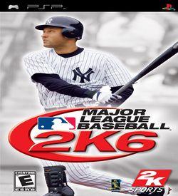 Major League Baseball 2K6 ROM