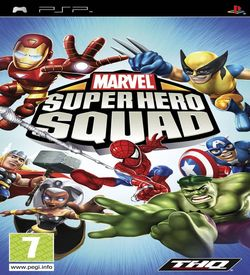 Marvel Super Hero Squad ROM