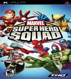 Marvel Super Hero Squad ROM