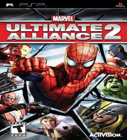 Marvel - Ultimate Alliance 2 ROM