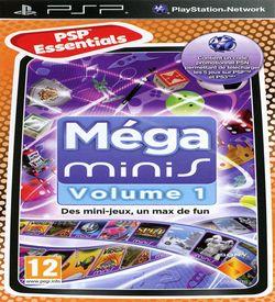 Mega Minis Volume 1 ROM