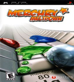 Mercury Meltdown ROM