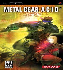 Metal Gear Ac d 2 ROM