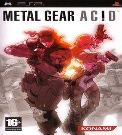 Metal Gear Ac d ROM