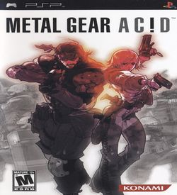 Metal Gear Ac d ROM