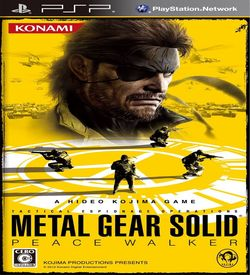 Metal Gear Solid - Peace Walker ROM