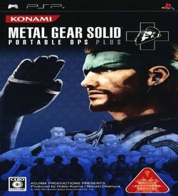 Metal Gear Solid - Portable Ops Plus ROM