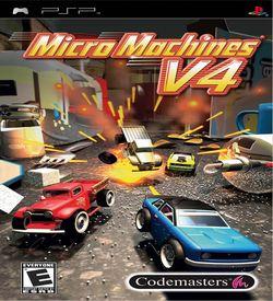 Micro Machines V4 ROM
