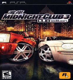 Midnight Club 3 - DUB Edition ROM