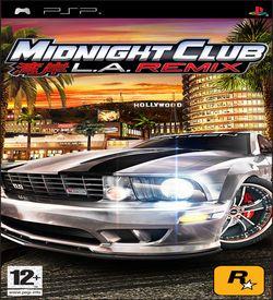 Midnight Club - L.A. Remix ROM