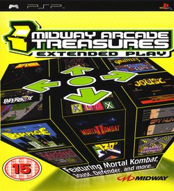 Midway Arcade Treasures - Extended Play ROM