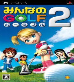 Minna No Golf Portable 2 ROM
