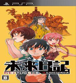 Mirai Nikki - 13-ninme No Nikki Shoyuusha Re-Write ROM
