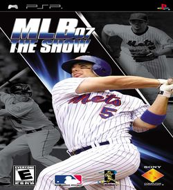 MLB 07 - The Show ROM