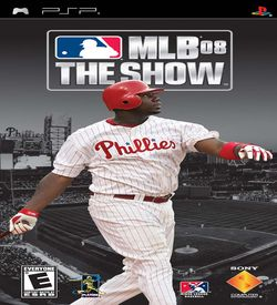MLB 08 - The Show ROM