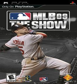 MLB 09 - The Show ROM