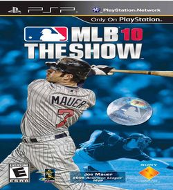 MLB 10 - The Show ROM