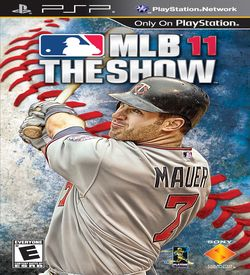 MLB 11 - The Show ROM