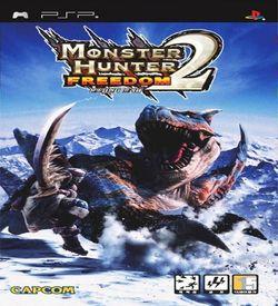 Monster Hunter Freedom 2 ROM