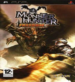 Monster Hunter Freedom ROM