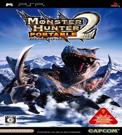 Monster Hunter Portable 2nd ROM