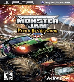 Monster Jam - Path Of Destruction ROM