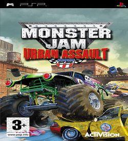 Monster Jam - Urban Assault ROM