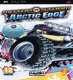 MotorStorm - Arctic Edge ROM