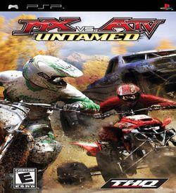 MX Vs. ATV Untamed ROM