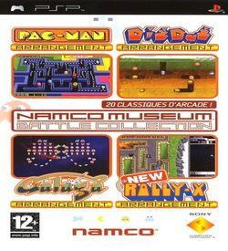 Namco Museum - Battle Collection ROM