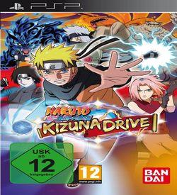 Naruto Shippuden - Kizuna Drive ROM
