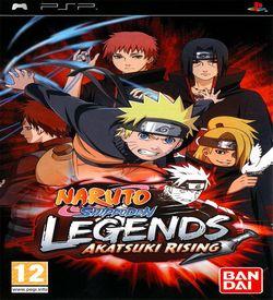 Naruto Shippuden - Legends - Akatsuki Rising ROM