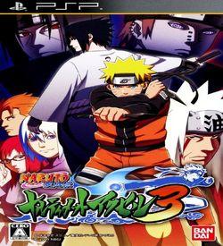 Naruto Shippuden - Narutimate Accel 3 ROM