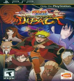 Naruto Shippuden - Narutimate Impact ROM