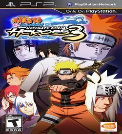 Naruto Shippuden - Ultimate Ninja Heroes 3 ROM