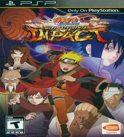 Naruto Shippuden - Ultimate Ninja Impact ROM