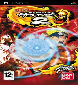 Naruto - Ultimate Ninja Heroes 2 - The Phantom Fortress ROM