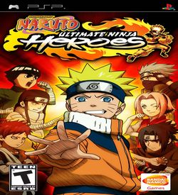 Naruto - Ultimate Ninja Heroes ROM