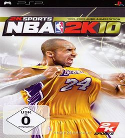 NBA 2K10 ROM