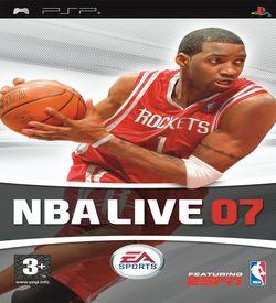 NBA Live 07 ROM