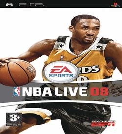 NBA Live 08 ROM