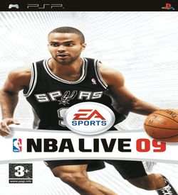 NBA Live 09 ROM