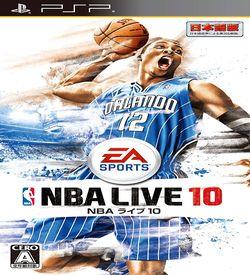 NBA Live 10 ROM