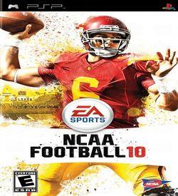 NCAA Football 10 ROM