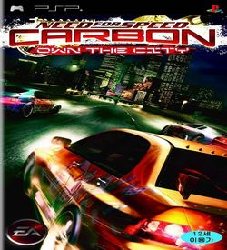 Need For Speed Carbon - Own The City ROM