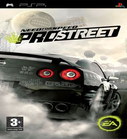 Need For Speed - ProStreet ROM