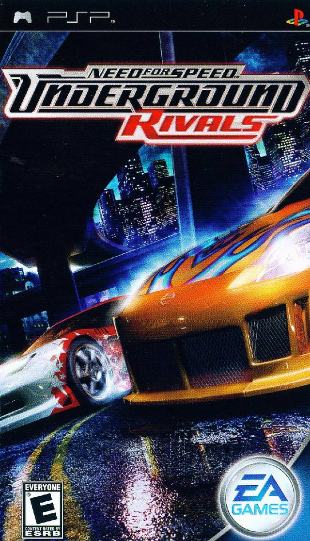 Need For Speed - Underground Rivals